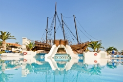Kipriotis_Village_Pirate_Ship_Trademark_of_Village